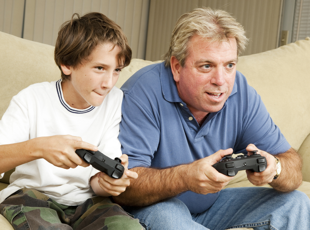 'Parents know best about effects of video games on children'