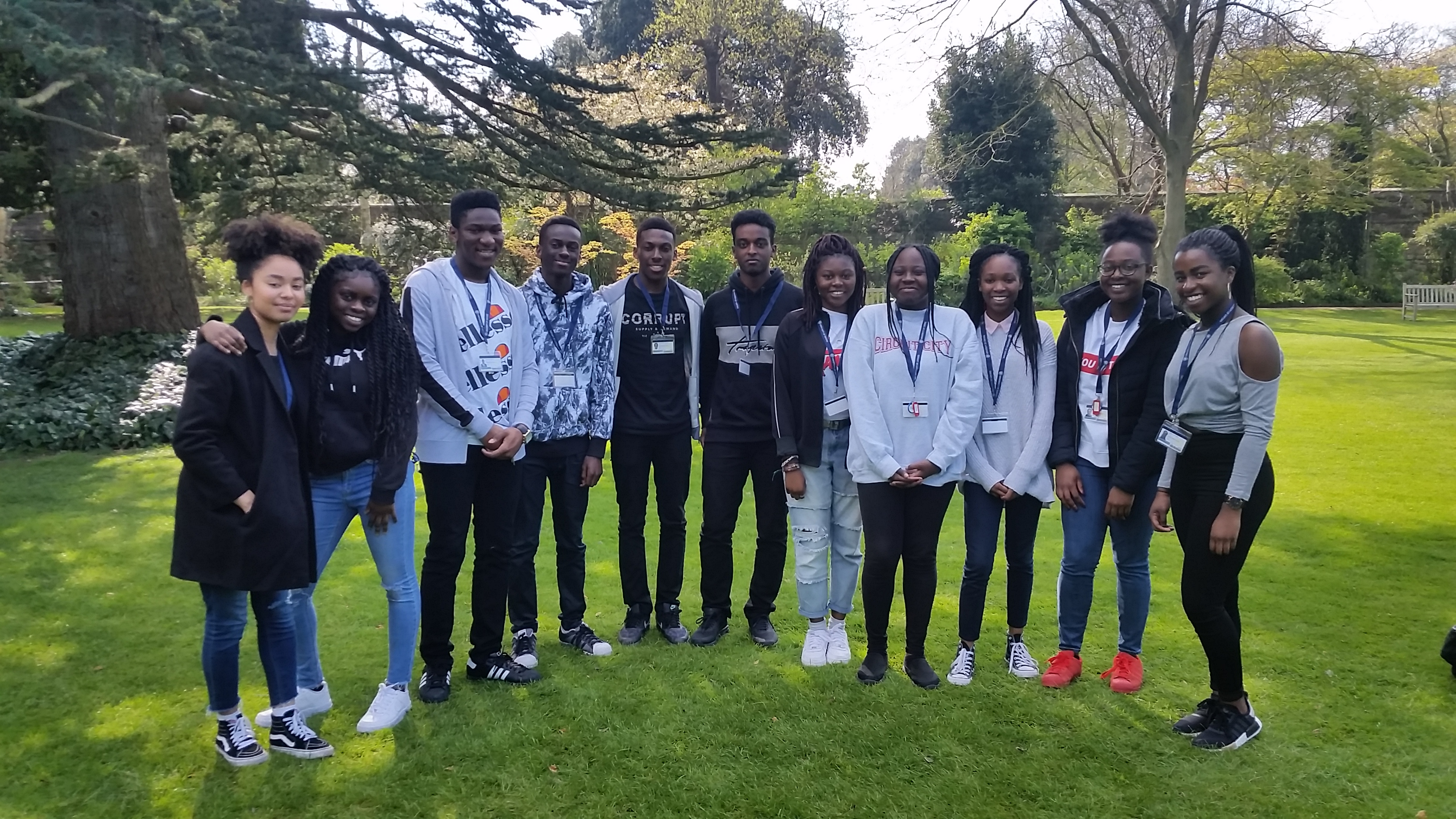 Target Oxbridge students enjoy three-day visit to Oxford