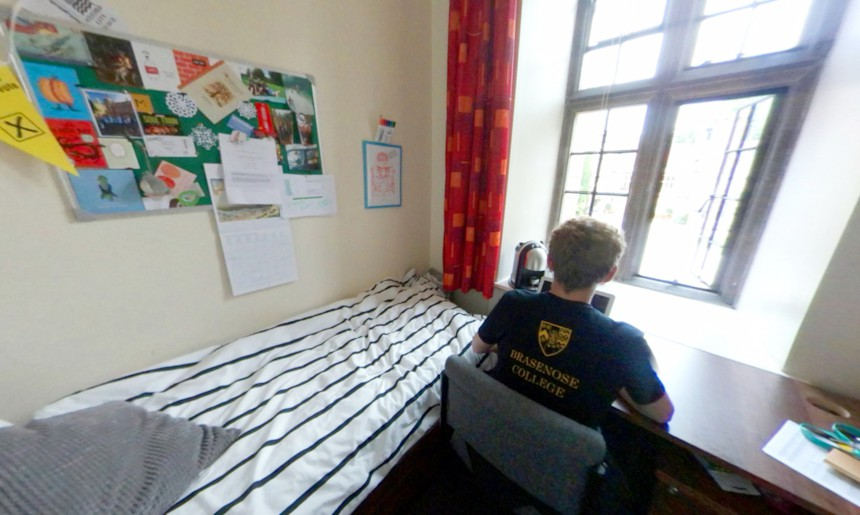 Student Room Choose Oxford College