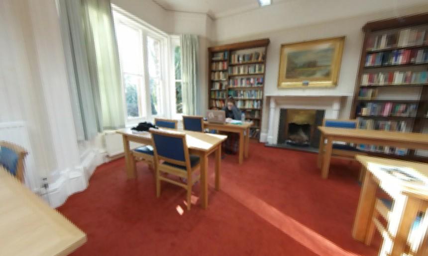 St Benet S Hall Student Room
