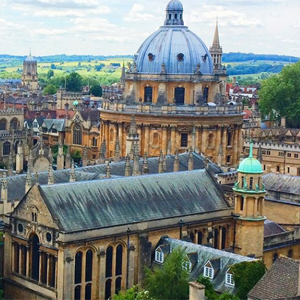 Oxford named world's best for Medicine for seventh consecutive year