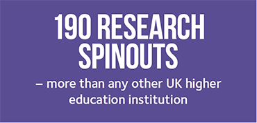 190 Research spinouts