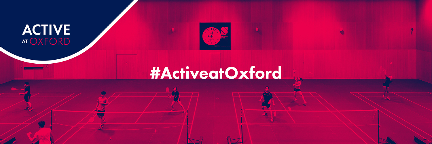 Active at Oxford