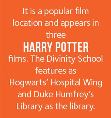 Bodleian Libraries Trivia