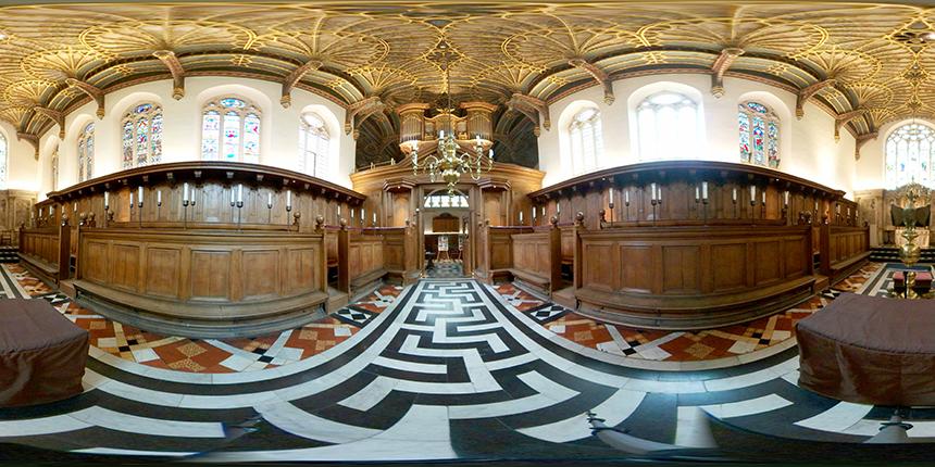Brasenose College Chapel