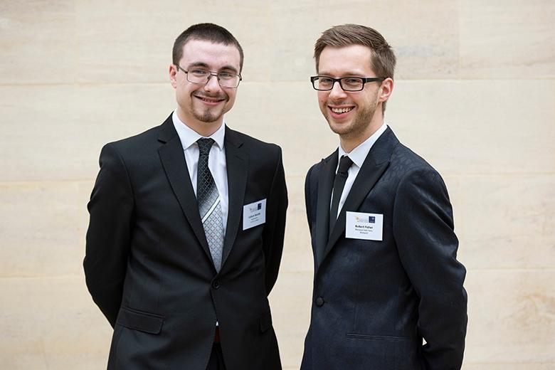 Callum Wardle & Robert Fisher