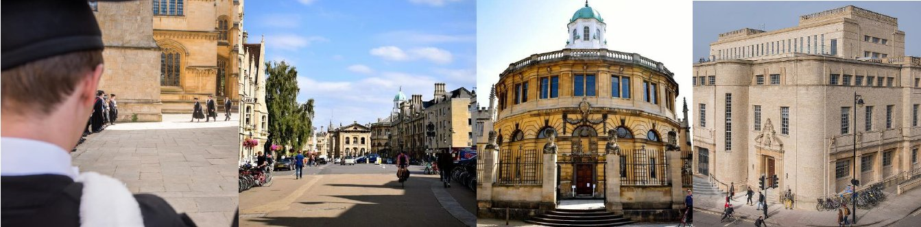 images of Oxford