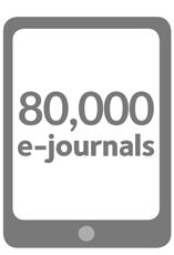 80,000 e-journals