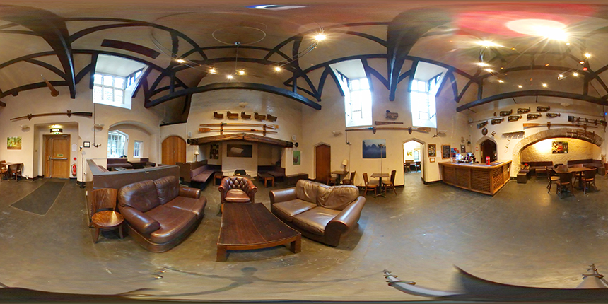 Magdalen College bar