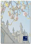 Magnolia notepad 125