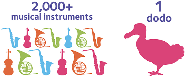 2000 musical instruments