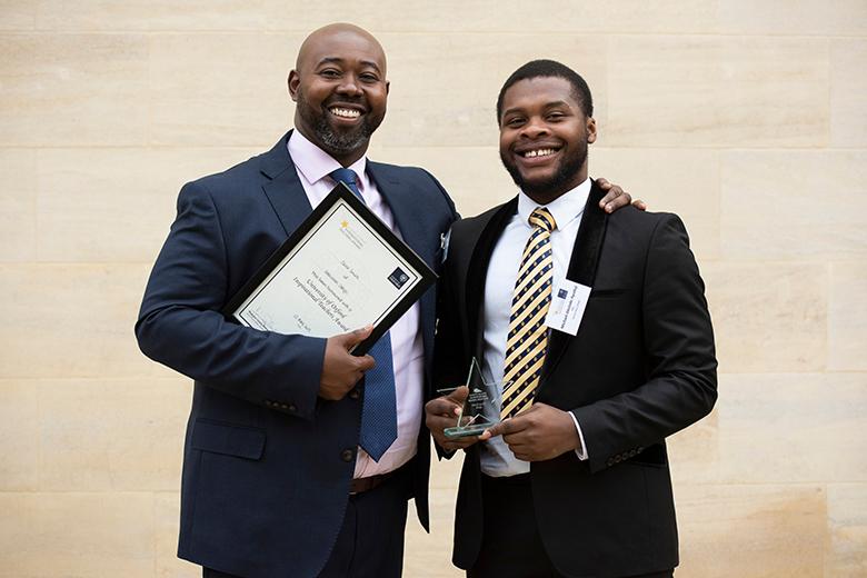 Oliver Smith & Michael-Akolade Ayodeji