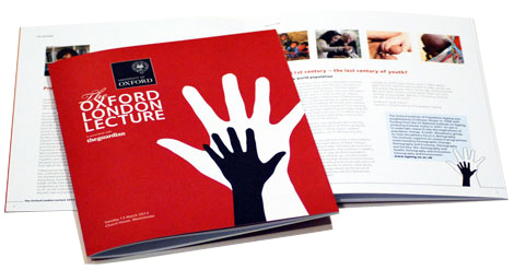 Oxford London Lecture brochure