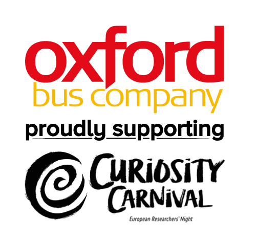 Oxford Bus Company proudly supporting Curiosity Carnival