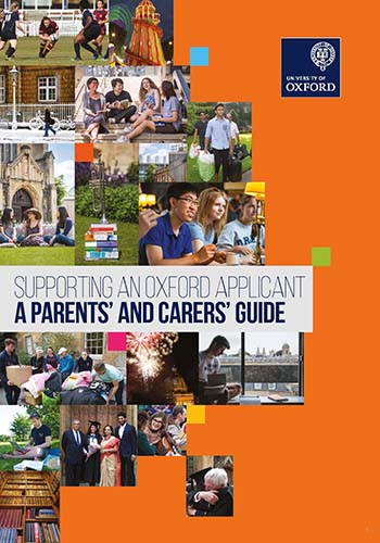 Parents' and carers' guide 2016