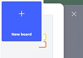 new board icon