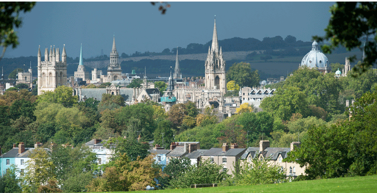 Oxford University to receive £14 million in ERC Funding