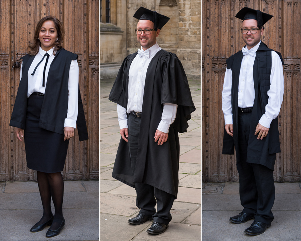 Academic dress | University of Oxford