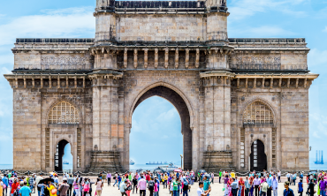 The Gateway of India monument