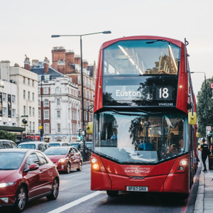 The No18 bus played a role in the story