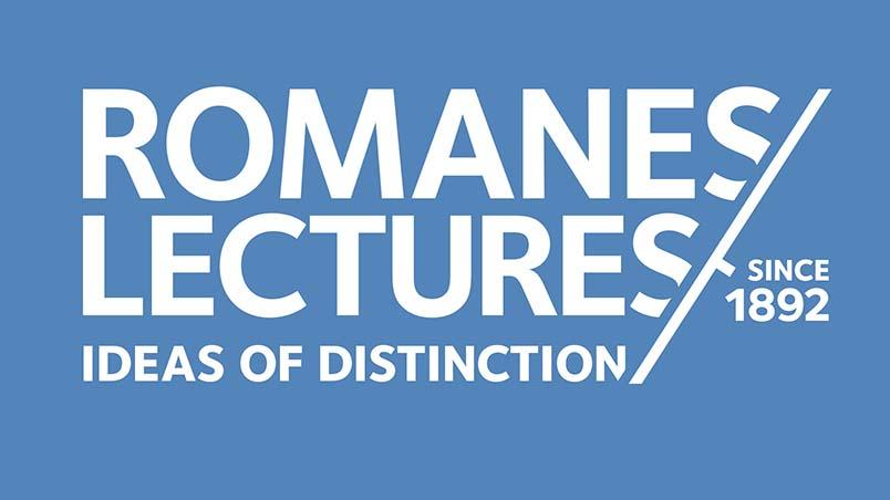Romanes Lecture logo