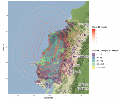 Oxford researchers develop tool to predict where people go after a disaster