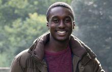 Keble college student Ope Oreyemi