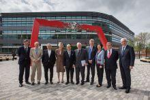 Li Ka Shing Centre Opening May 2017