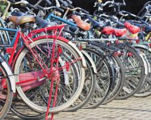 Bikes - Shutterstock