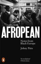 Afropean Book Cover