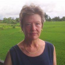 Professor Mary Dalrymple