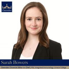 Sarah Bowers, Clarendon Chronicle Editor-in-Chief 2021