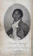 The Interesting Narrative by Olaudah Equiano book cover