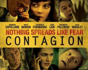 Contagion, the 2011 film, is the story of a deadly international virus