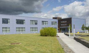 Photograph of teh Begbroke Science Park