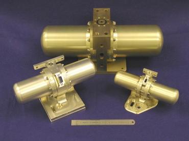 Cryocooler compressors