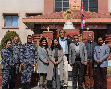 APF hospital, Kathmandu