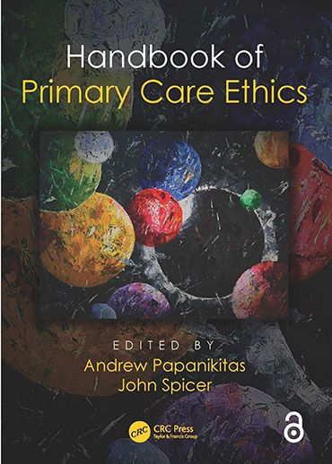 cover image of Handbook of Primary Care Ethics