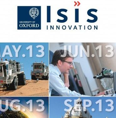 Isis Innovation wins Technology Transfer Unit of the Year