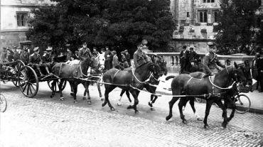 Oxford University Training Corps, Brasenose College, 1915
