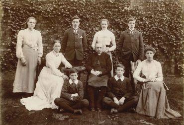 Chavasse Family pre-WWI