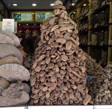 Chinese traditional medicine trade