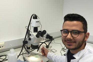 Dr Paris Stefanoudis, University of Oxford