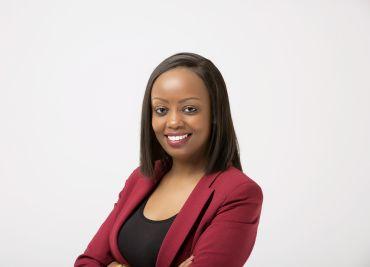 Head and shoulders image of Dr Diana Wangari