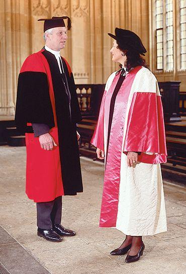 Full academic dress
