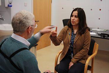 Parkinson's clinic