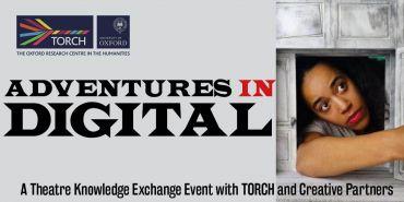 Adventures in Digital – image Creation Theatre; design Keiko Ikeuchi
