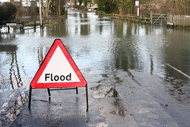 Managing the risk of surface water flooding