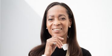 Photograph of Margaret Casely-Hayford