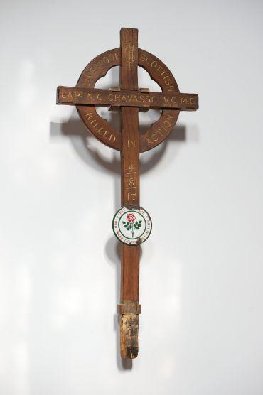 Noel Chavasse field cross
